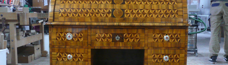 Möbelrestaurierung München - Molzmöbel restaurieren + Möbelaufbereitung
