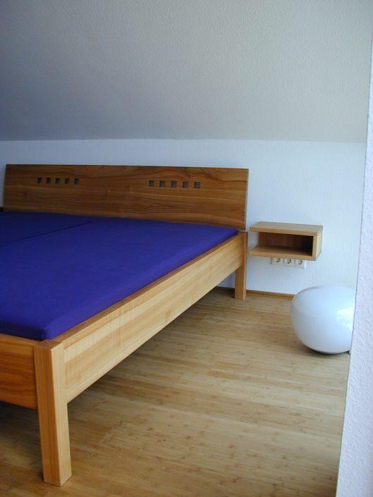 Schreiner Bett - Kirschbaum